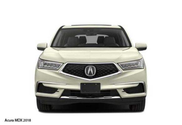 Acura-MDX-2018-front-image