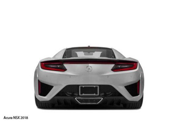 Acura-NSX-2018-back-image