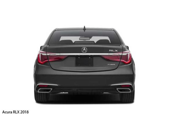 Acura-RLX-2018-back-image