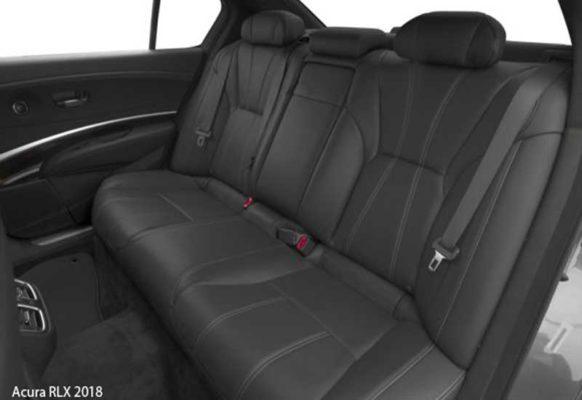 Acura-RLX-2018-back-seats