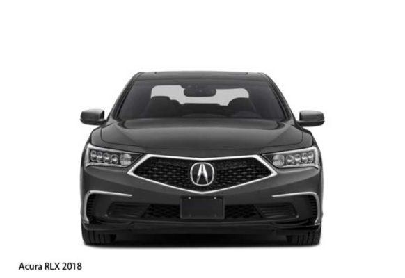Acura-RLX-2018-front-image