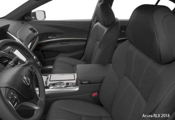 Acura-RLX-2018-front-seats
