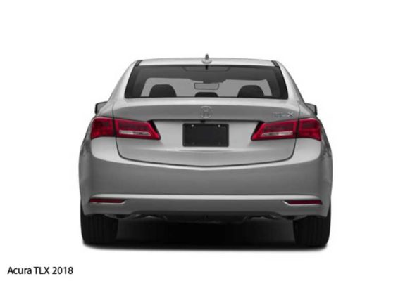 Acura-TLX-2018-back-image
