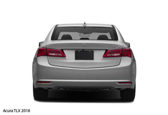 Acura-TLX-2018-back-image