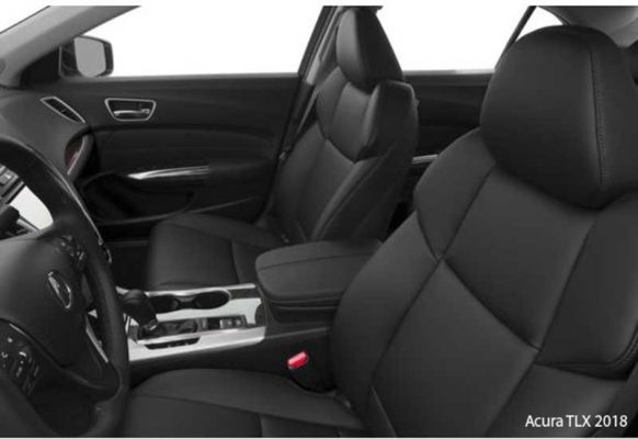 Acura-TLX-2018-front-seats