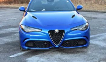 Alfa Romeo Giulia Quadrifoglio RWD 2018 Price,Specification full