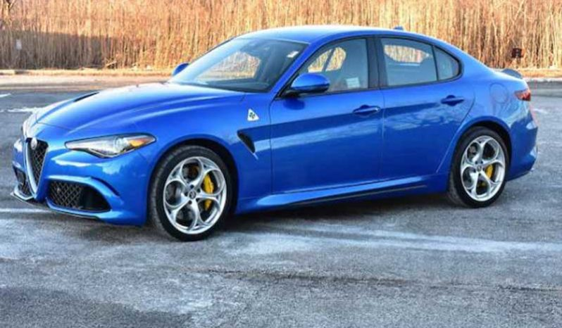 Alfa Romeo Giulia Quadrifoglio RWD 2018 Price,Specification full