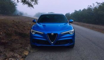 Alfa Romeo Stelvio Quadrifoglio AWD 2018 Price,Specification full