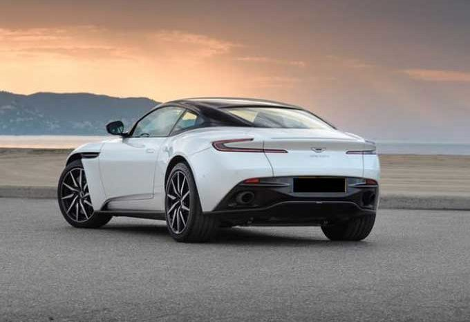 Aston Martin DB11 V8 Coupe 2018 Price,Specification full