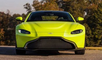 Aston Martin Vantage Coupe 2018 Price,Specification full