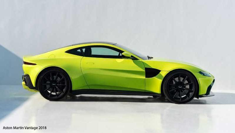 Aston Martin Vantage Coupe 2018 Price,Specification full