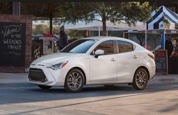 Toyota-Yaris-2019-full-view---new-york-Auto-show-2018