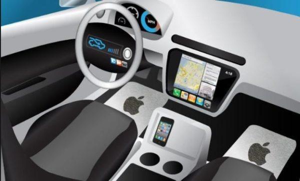 Apple Autonomous technology