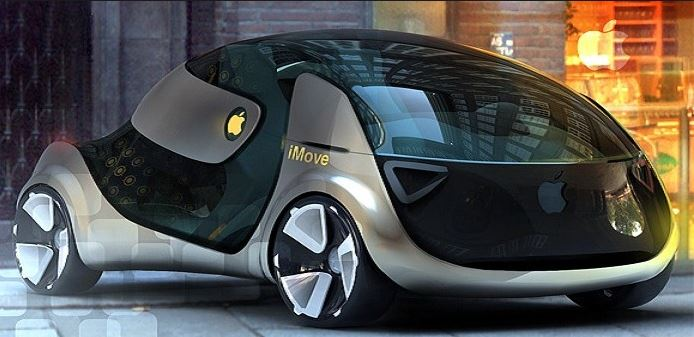 Apple is Already in Race of Autonomous Vehicle Technology
