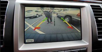 Backup camera standardization US Law 2018 news