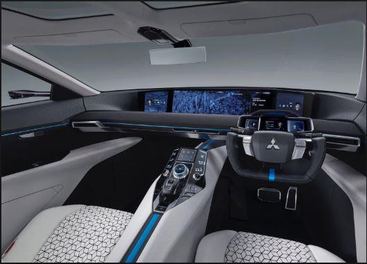Mitsubishi Lancer SUV Interior - 2018