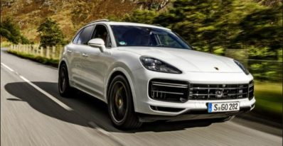 Porsche Cayenne Turbo 2018 bookings are started in india