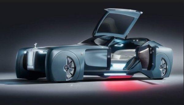 Rolls Royce will Have autonomous technology