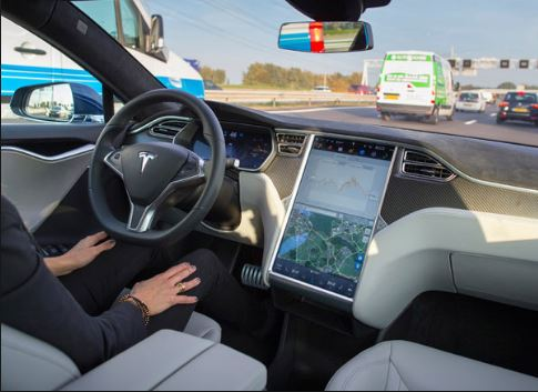 Tesla Overstates the Capabilities of Auto Piloting