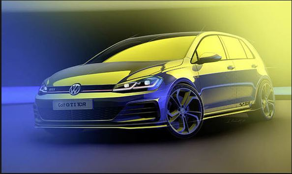 Volkswagen Golf GTI TCR – Historical vehicle with Racing Traits