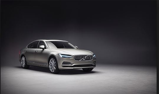Volvo S90 Ambience Concept view - 2018 news