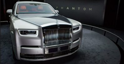 Why Rolls Royce isn't interested in Autonomous Driving yet.