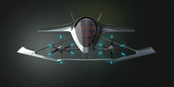 Aston Martin Volante Vision Concept front view