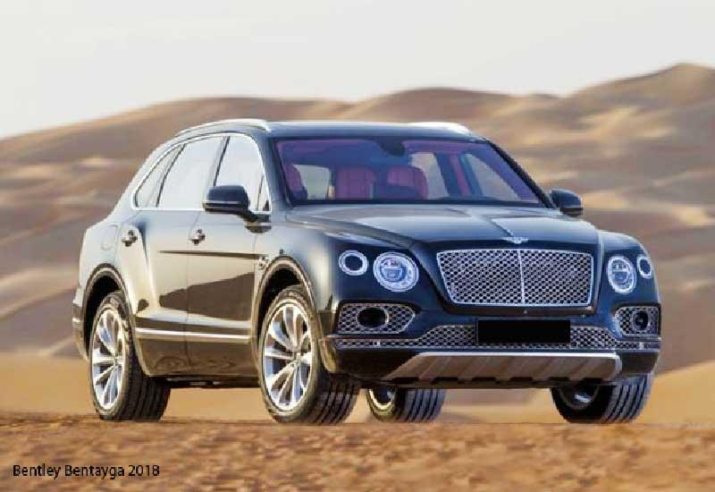 Bentley Bentayga 2019 (Black Edition) Price