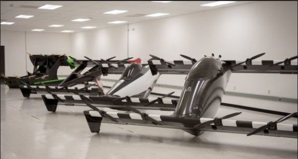 Blackfly flying machine Unveiled