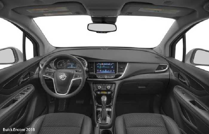Buick Encore Essence FWD 2018 Price And Specification full