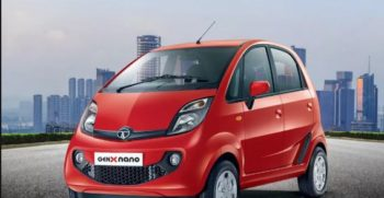 End to TATA Nano Production