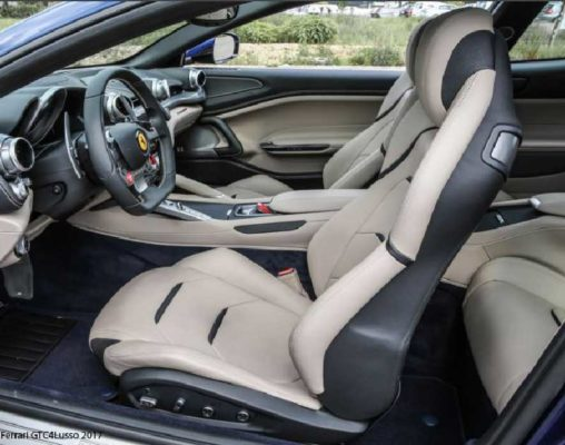 Ferrari-GTC4Lusso-2017-front-seats