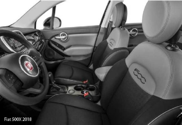 Fiat-500X-2018-front-seats