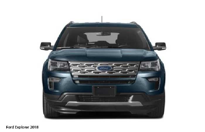 Ford Explorer Sport 4WD 2018 Price And Specification full