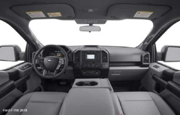 Ford-F-150-2018-steering-and-transmission