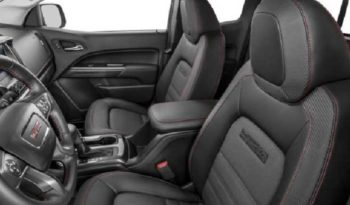 GMC Canyon 4WD Crew Cab 140.5 2018 Price And Specification full