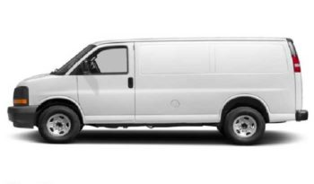 GMC Savana 3500 Extended 2018 Price and Specification full