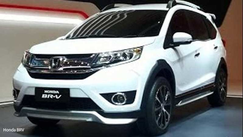 Honda BR-V i-VTEC (MT) 2018 Price And Specification full