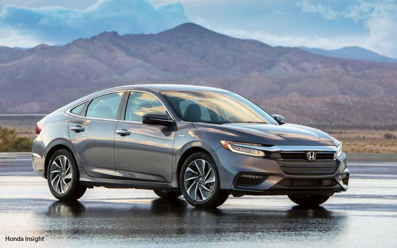 Honda Insight 2019 Lx Price Specifications Amp Overview