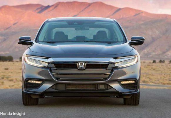 Honda-Insight-2018-front-image