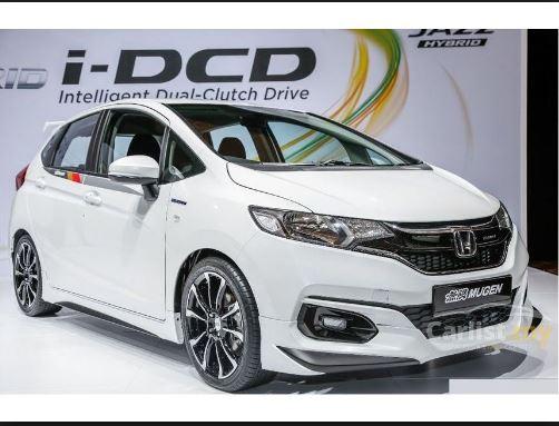 Honda Jazz facelift 2018 Launch