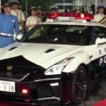 Japanese Police Received GTR R-35 from Nissan as Gift - 2018 News