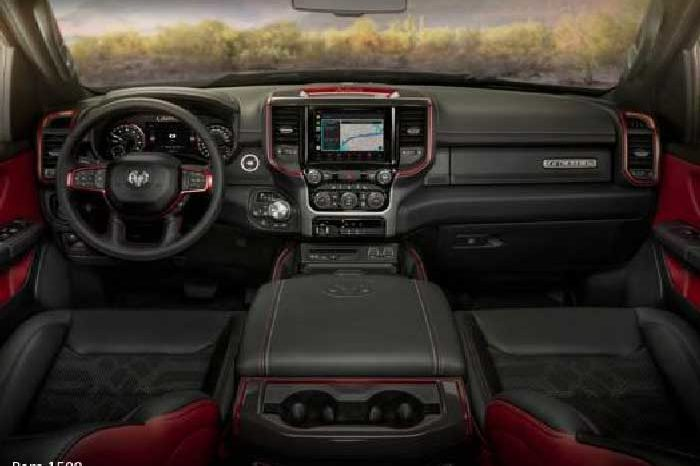 Ram 1500 Big Horn 4×2 Crew Cab 6.4 Box 2019 full