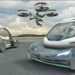 Setting up of traffic Rules for flying cars in Japan - 2018 News