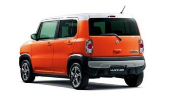 Suzuki Hustler G Turbo 2018 Price And Specification full
