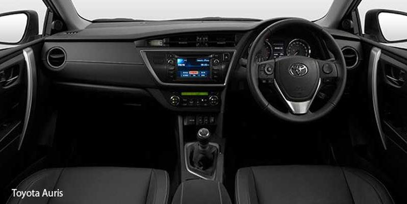 Toyota Auris 2018 Price And Specification full