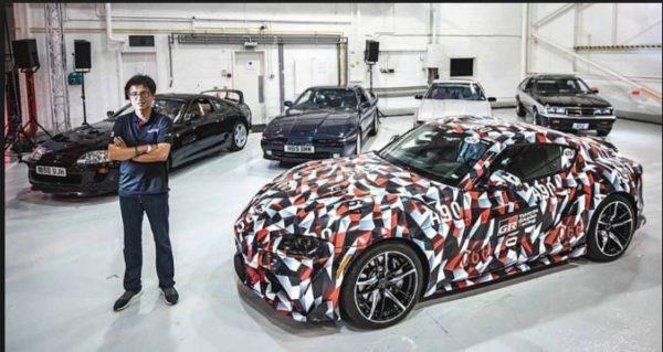 Toyota Supra coming in 2019