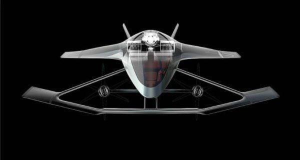Volante Concept View