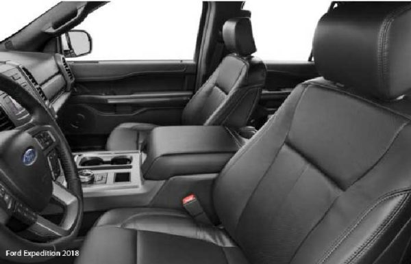 ford-expedition-2018-front-seats