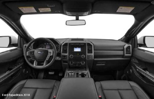 ford-expedition-2018-steering-and-transmission